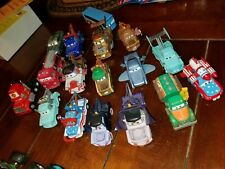 Disney Pixar Lot Tow Mater and other Cars