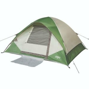 Wenzel 73651720FN Jack Pine 4 Person Dome Tent