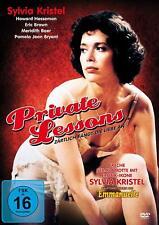 PRIVATE LESSONS-ZÄRTLICH FÄNGT DIE LIEBE AN - KRISTEL,SYLVIA   DVD NEU