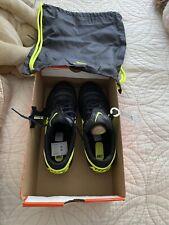 Nike Premier II SG Anti Clog Football Boots Black Volt UK Size 7 EUR 41