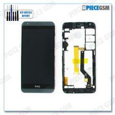 ECRAN LCD + VITRE TACTILE + FRAME  pour HTC DESIRE 530 GRIS foncé + outils