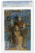 Batman and Robin 23.2 3D Lenticular Cover CGC 9.8 Court of Owls Tynion Gleason