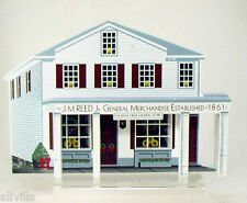 THE BACK CREEK GENERAL STORE J.M. REED OFC03 SHELIA'S OLD FASHIONED CHRISTMAS