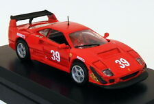 Detail Cars 1/43 Scale Model Car ART151 - Ferrari F40 #39 Le Mans