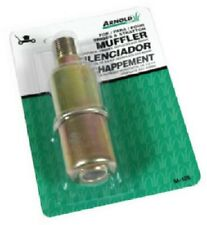 "Arnold 1/2"" Exhaust Sausage Replacement Muffler, 4 HP Engines, M-105"