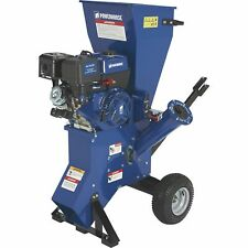 Powerhorse Chipper/Shredder 420cc Powerhorse Ohv Engine, 4in. Capacity
