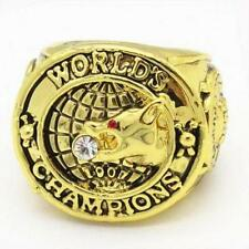 1907 CHICAGO CUBS WORLD SERIES CHAMPIONSHIP REPLICA RING