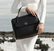 SALE was $349! Clarence Frank Mariarosa Tote- Black- Womans Bag- Genuine Leather
