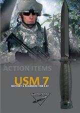 German Solingen USM7 Bayonet
