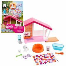 Spielhaus Hundehütte | Barbie | Mattel FXG34 | Möbel Einrichtung Garten