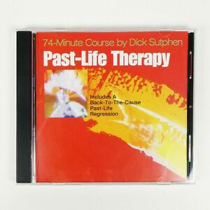 PAST-LIFE THERAPY 74 Minute Course Dick Sutphen Regression Hypnosis meditation