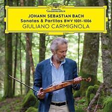 Giuliano Carmignola - Bach: Sonatas and Partitas [CD]