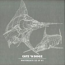 CATZ 'N DOGZ - WATERGATE 22 EP #1   VINYL LP SINGLE NEW+