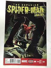 SUPERIOR SPIDER-MAN ANNUAL # 1 FIRST PRINTING MARVEL COMICS (2014)