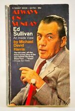 B000WS6CCA Always on Sunday: Ed Sullivan an Inside View