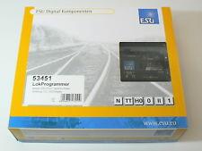 ESU Lokprogrammer 53451 mit USB Anschluss