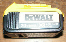DeWALT 20V MAX #DCB204 Premium XR Lithium Ion Battery-4.0 Ah Li-Ion