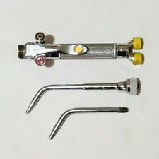 Eutectic Auto Flame Automatic Welding Brazing Cutting Torch Handle Amp P3 Amp P5 Tip
