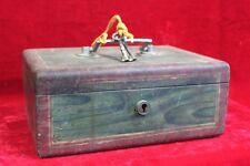 Iron Jewellary Box Old Vintage Antique Home Decor Decorative Collectible PK-95
