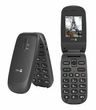 Doro PhoneEasy 607 Black Graphite Notruftaste Senioren Handy Ohne Simlock NEU
