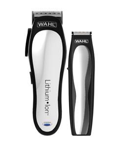New Wahl Li-Ion Pack Hair Clipper