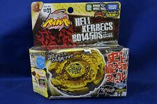 TAKARA TOMY Beyblade Metal Flight BB99 HELL KERBECS BD145DS System Launcher