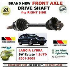 Per Lancia Lybra Familiare 1.9jtd 2001-2005 Nuovo Asse Ant Dx Albero Motore