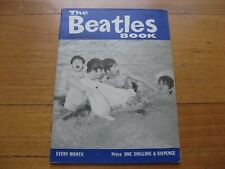THE BEATLES - ORIGINAL MONTHLY BOOK No. 3 - OCTOBER 1963 - UK FIRST ISSUE