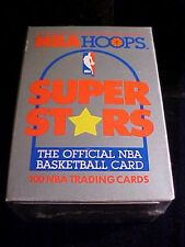 1989-90 Hoops NBA SUPER STARS (100 CARDS) ~ VERY NICE FACTORY SEALED SET