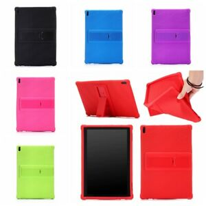 Soft Silicone + Hard PC Stand Shockproof Tbalet Case for Apple iPad Pro 11 2020