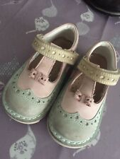 Kickers Girls Shoes Size 7 Infant