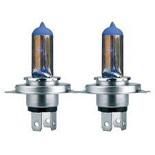kit 2 lampadine luce iper bianca riflessi 6500k tipo H4 12V 60-55W SIMONI RACING