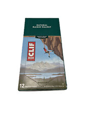 Clif Bar Original: Oatmeal Raisin Walnut, Box of 12 New