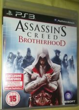 Assassin's Creed: Brotherhood (PS3) Complete with Manual FAST DISPATCH