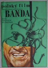 Affiche Polonaise - Banda 1964 - Hooligans - 60 x 80 cm -