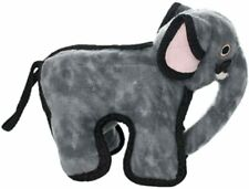 TUFFY - World's Tuffest Soft Dog Toy - Zoo Elephant   Toy PET