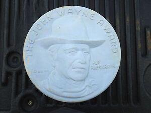MASTER PLASTER CAST  JOHN WAYNE AWARD FOR AMERICANISM  CHARLES  WARNER WILLIAMS