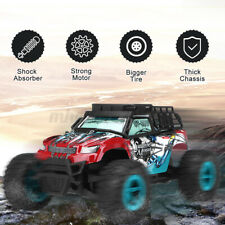 1:16 Electric RC Car Toy Oversized Tire Off-Road Vehicle 2.4G Remote Control New