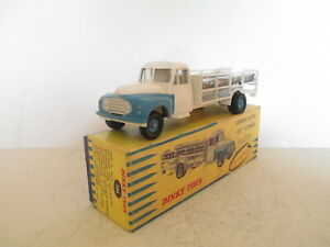 FRENCH DINKY TOYS 586 CITROEN P55 CAMION LAITIER VERY NICE L@@K