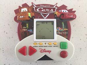 Disney Pixar  Cars 2007 Handheld Electronic Game