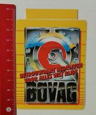 Aufkleber/Sticker: BOVAG - Betrouwbare Bedrijven Voor Alles Wat Rijdt (24021717)