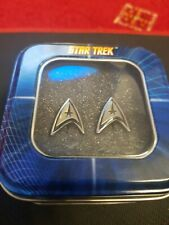 Links In Presentation Box Star Trek Enterprise Insignia Cuff