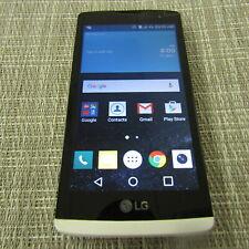 LG RISIO, 8GB - (CRICKET WIRELESS) CLEAN ESN, WORKS, PLEASE READ!! 36918