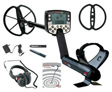"Minelab E-Trac Metal Detector with 11"" DD Coil - 3 Year Warranty - Free Shipping"