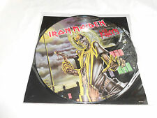 Iron Maiden Killers Vinyl Picture Disc LP 1998 Out Of Print