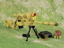 1:6 Action Figure Accuracy International AWM MK 13 Mod 5 G22 Desert Sniper Rifle