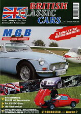 British Classic Cars 2002 1/02 MGB Vincent HRD Rolls-Royce Phantom II Allard 3.8