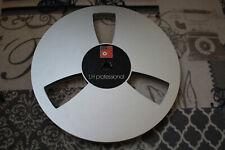 """Vintage reel to reel tape spool BASF 7"""" /180mm/ aluminium"""