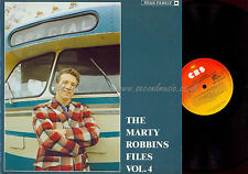 LP-THE MARTY ROBBINS FILES VOL 4 // BFX 15138