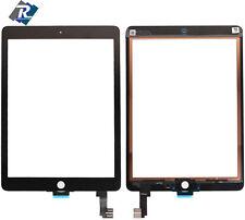 TOUCH SCREEN per Apple iPad Air 2 Nero Wi-Fi + Cellular A1566 A1567 iPad 6